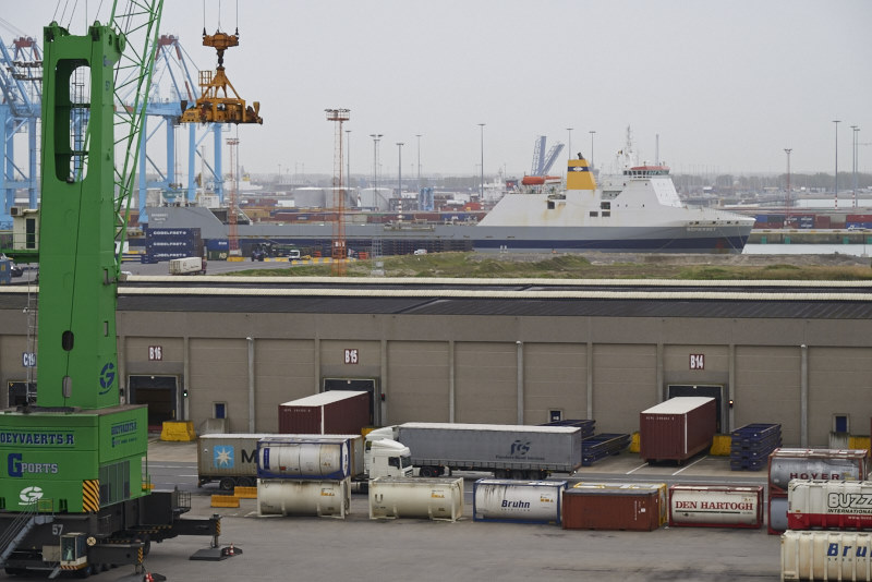 Tag cldn ferry shipping news - Where is zeebrugge ferry port ...